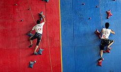 سنگنوردان برتر رشتههای بولدرینگ و سرطناب معرفی شدند
