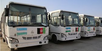 ازبکستان برای افغانستان هدیه فرستاد