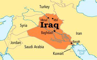 اصابت دو راکت به فرودگاه بین المللی عراق