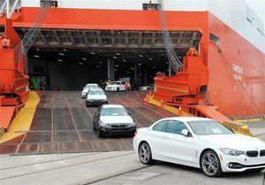 واردات بیش از ۷۰ هزار خودرو در سال ۹۶