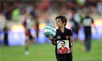 مدال قهرمانی لیگ قطر بر گردن هانی نوروزی+عکس
