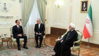 جمهوری اسلامی ایران با همه توان در کنار دولت و ملت ونزوئلا خواهد بود
