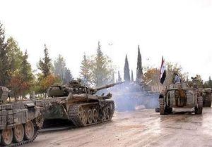 هلاکت 850 تروریست در پاتک جنگندههای سوری و روسی