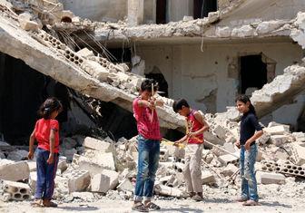 انفجار خونین در ادلب
