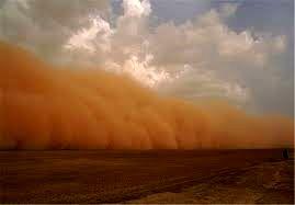 بیش از 2 هزار نفر در سیستان و بلوچستان درگیر توفان شن شدند