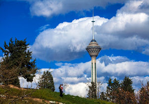آلودگی هوا طی شبانهروز گذشته در تهران/ کاهش دمای هوای پایتخت