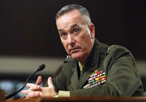 سفر رئیس ستاد ارتش آمریکا به ترکیه
