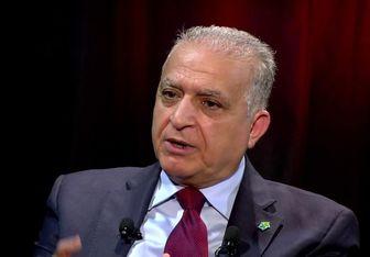 موضع همتای عراقیِ ظریف درباره رابطه با ایران