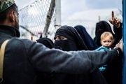 شورش زنان داعشی در سوریه