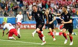 انگلستان - کرواسی؛ برای اولین بار در جام جهانی
