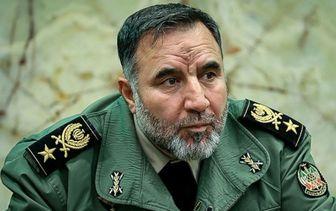 فرمانده نیروی زمینی ارتش تنگه هرمز یا باید برای همه امن و یا برای همه ناامن باشد