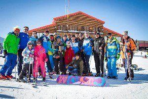 افتتاح پیست اسکی توچال برای فصل ۹۳-۹۴