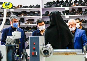 نظام باید از برندهایی چون کفش ملی به طور خاص حمایت کند