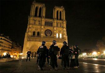 میدان جمهوری پاریس تخلیه شد
