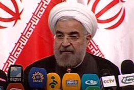 حسن روحانی هم صعود تیم ملی را تبریک گفت