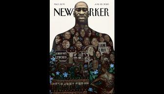 تصویر فلوید روی جلد نشریه نیویورکر+ عکس