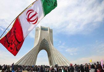 مسیرهای ۱۰ گانه راهپیمایی ۲۲ بهمن اعلام شد