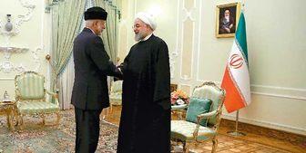 بن علوی در تهران سه موضوع را بررسی کرد