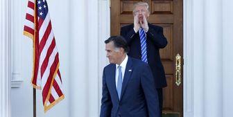 سناتور جمهوریخواه مخالف ترامپ هو شد+فیلم