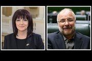 پیام تبریک رئیس مجلس ملی جمهوری بلغارستان به قالیباف