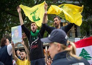 فعالیت حزب الله لبنان در آلمان ممنوع میشود