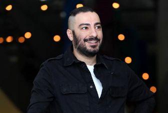 پیام تبریک «نوید محمدزاده» برای تولد فوتبالیست مشهور/ عکس