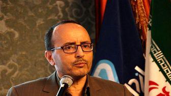 """علیرضا رفیعی پور حکم انتصاب مدیر کل دفتر """" محیط زیست و سلامت غذا """" را گرفت"""