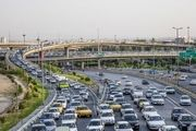 پیشبینی ترافیک سنگین در آخر هفته