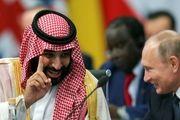 راز گرم گرفتن پوتین با ولیعهد سعودی