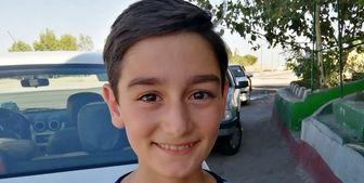 آخرین نفسهای محمدامین ۱۲ ساله در زنگ ورزش