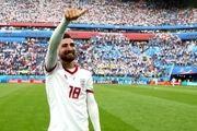 علیرضا جهانبخش:تیم ملی حالش خوب است