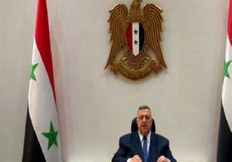 "پیام تبریک رئیس مجلس سوریه به ""قالیباف"""