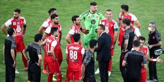 تصمیم ویژه گل محمدی برای بازیکنان پرسپولیس پس از باخت مقابل استقلال