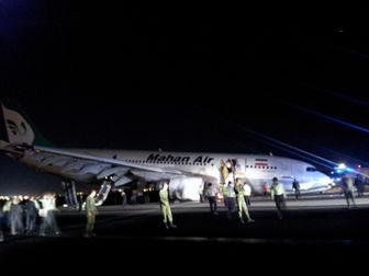 تعطیلی پروازهای شبانه مهرآباد
