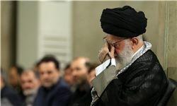 برگزاری مراسم سوگواری مولای متقیان(ع) در حضور رهبر انقلاب