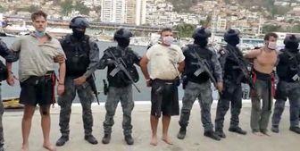 اعلام هویت جاسوس آمریکایی دستگیرشده در ونزوئلا