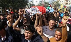 شهادت یک جوان فلسطینی در کرانه باختری