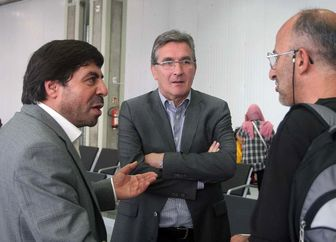 جلسه ویژه نژادفلاح و برانکو