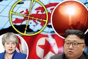 احتمال آغاز درگیری نظامی میان کره شمالی و آمریکا
