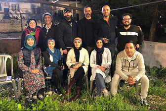 مسابقه  رالی به ایران رسید