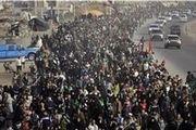 اعزام تیم پزشکی به عراق برای مراسم تاسوعا و عاشورا