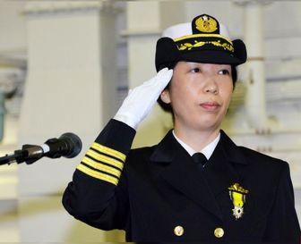 اتفاقی نادر در نیروی دفاعی ژاپن