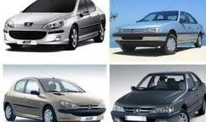 انواع خودرو ۶۰ میلیونی در بازار/ جدول