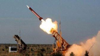 حمله موشکی به بازار نفتهای سرقتشده سوریه