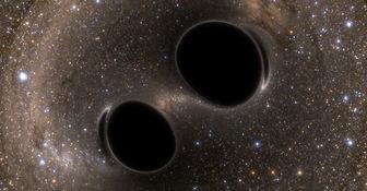 یک طوفان عجیب در راه زمین/طوفان سریع السیر ماده تاریک به زمین می آید