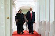 ابراز تمایل ترامپ برای دیدار با کیم جونگ اون