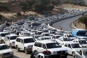 انسداد ۱۰ جاده به دلیل کاهش ایمنی در مسیر