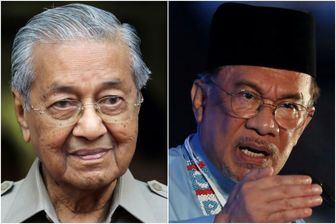 قدرت ائتلاف امید مالزی درسایه حمایت ماهاتیر و انور