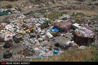 کاهش ۲۵۰ تنی روزانه زباله
