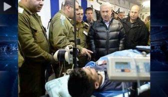 درخواست تروریستهای سوریه از نتانیاهو